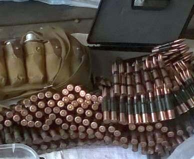 В Харькове обезвредили перевалочную базу оружия