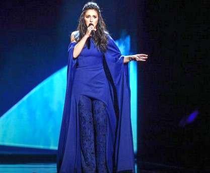 Джамала победила на «Евровидении-2016»
