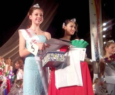 В Харькове выбрали «Мисс Юность»