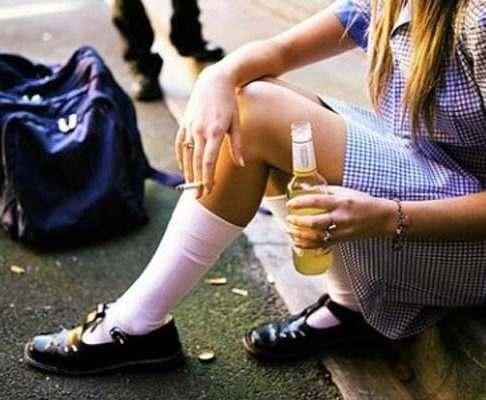 Кто виноват в подростковом алкоголизме