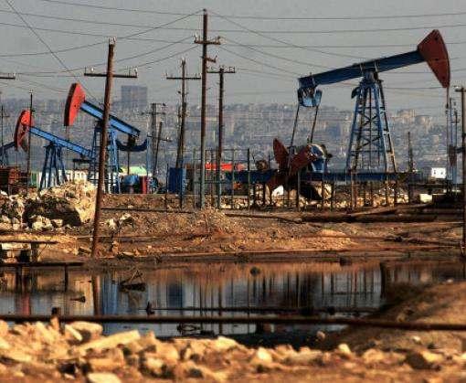 Цена нефти Brent побила рекорд