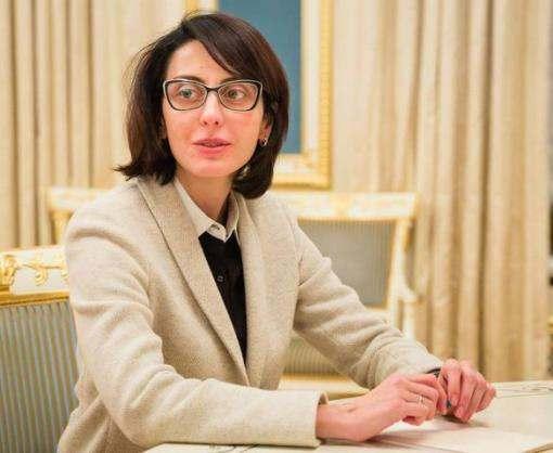 Сколько зарабатывает Хатия Деканоидзе и ее заместители