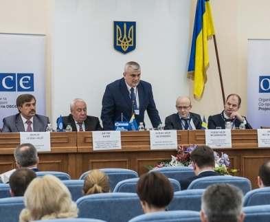 В Харькове проходит Восточноевропейский форум по правововой реформе