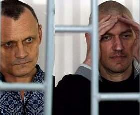 В России осудили украинцев Карпюка и Клыха