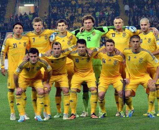 К Евро-2016 в составе украинской сборной будут готовиться 26 футболистов