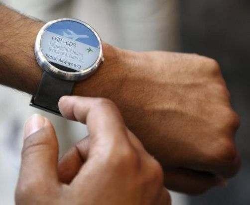 Google представил Android Wear