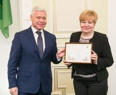 В Харькове отмечают День банкира