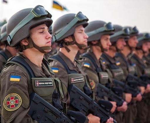 В Харькове Слобожанская бригада Нацгвардии пополнилась новобранцами