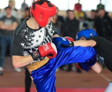В Харькове прошел открытый турнир по кикбоксингу