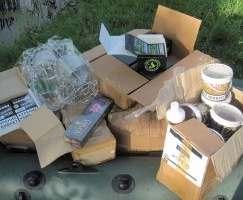 Как контрабандисты на лодке табак везли