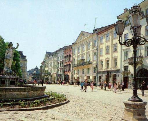 Львов попал в ТОП-5 самых привлекательных туристических городов Европы