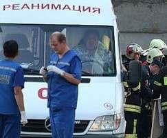 В Харькове велосипедистка врезалась в троллейбус