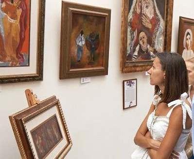 Студенты и преподаватели Харьковского художественного училища проведут мастер-шоу