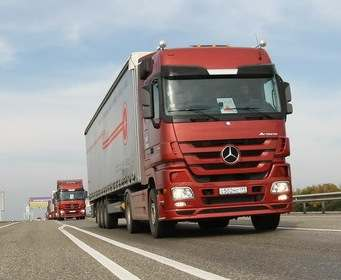 Импорт грузовых авто в Украину вырос в два раза