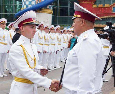В Харькове состоится выпуск кадетов
