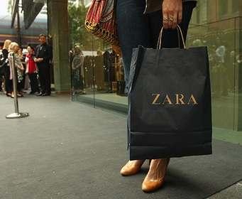 Zara начнет продавать одежду больших размеров