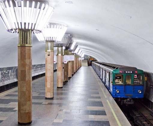 В харьковском метро пропало электричество