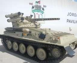 Харьковский танковый двигатель показали в Иордании