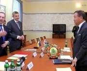 Харьковщину посетила делегация Республики Корея