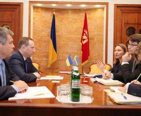 На Харьковщине откроется представительство Консультативной миссии ЕС