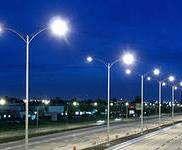 В Харькове на Новых домах реконструируют освещение