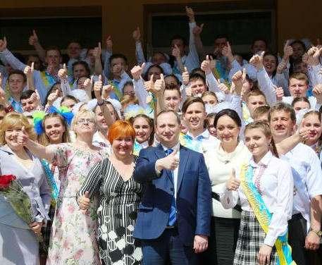 Харьковская обладминистрация берет под опеку лучших выпускников школ
