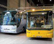 Начал ходить автобус из Харькова в Барвенково