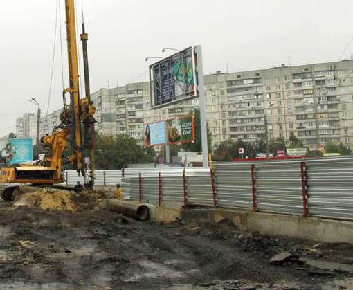 В Харькове Салтовское шоссе станет длиннее и шире
