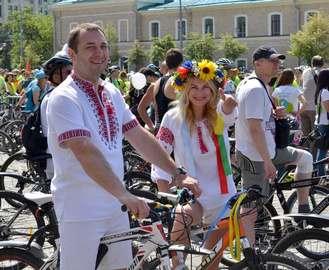 В Харькове в воскресенье будет веломаскарад