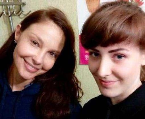 Еще одна голливудская звезда посетила Краматорск: фото