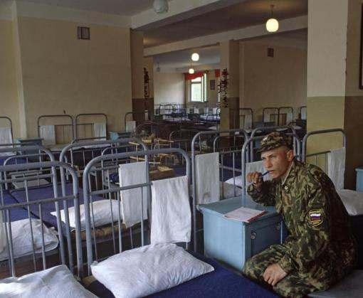 Украинским военным выделят полмиллиарда на новые казармы