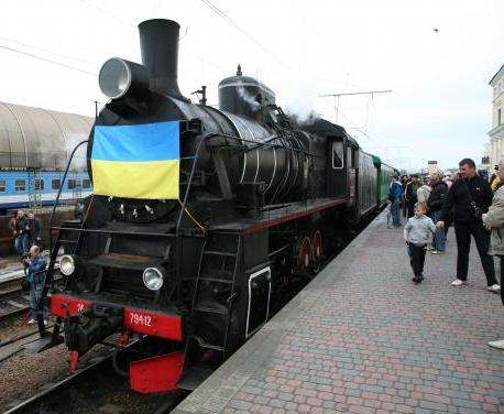 Юные харьковские железнодорожники прокатятся на ретропоезде