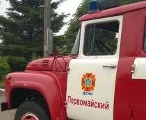 Под Харьковом в элеватор ударила молния