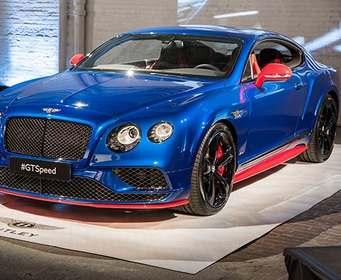 Bentley объявил о создании самой мощной модели