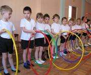 В Харькове проходит праздник для юных спортсменов