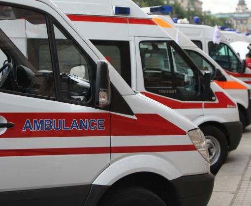 На Харьковщине разлили неизвестное вещество: госпитализировано шесть человек