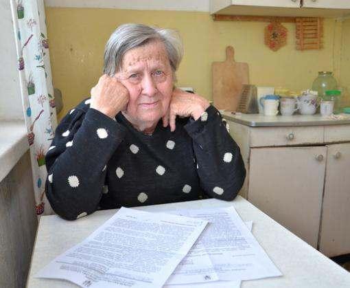 Переселенцы остались без пенсии из-за действий Кабмина