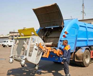 Для Харькова купят новые мусоровозы