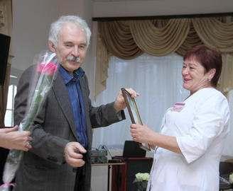 Харьковская областная детская больница отметила юбилей
