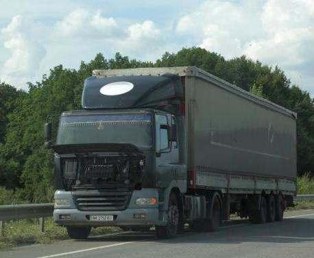 На дорогах Харьковской области проверяют вес грузовиков