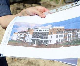 В Песочине собираются построить школу за два года