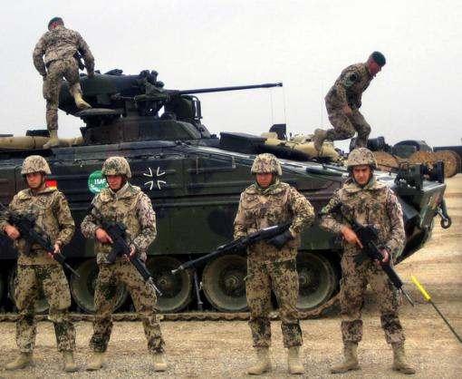 Войска НАТО впервые проведут учения в Финляндии