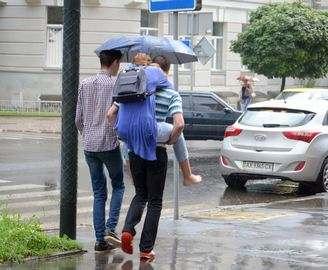 И снова о погоде в Харькове: дожди не утихнут