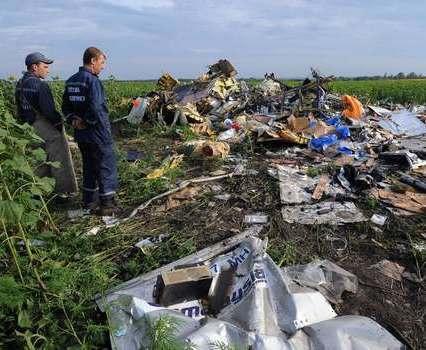 Нидерланды опубликовали отчет о крушении «Боинга»
