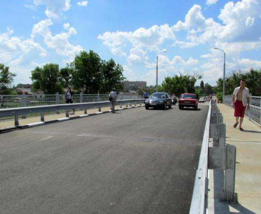 В Харьковской области восстановили стратегический мост