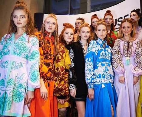 Дизайнер из Украины продает в США вышиванки