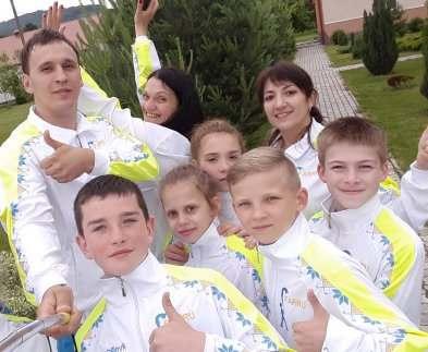 Юные харьковчане стали призерами чемпионата Европы по акробатическому рок-н-роллу
