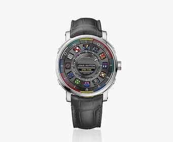 Louis Vuitton сделал часы без стрелок