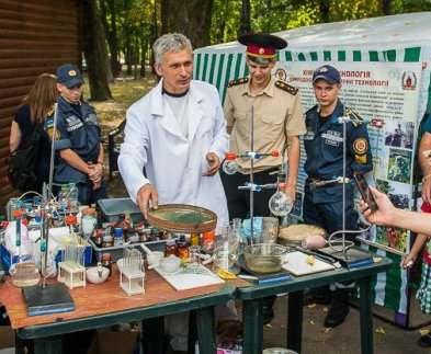 В Харькове проходят пикники