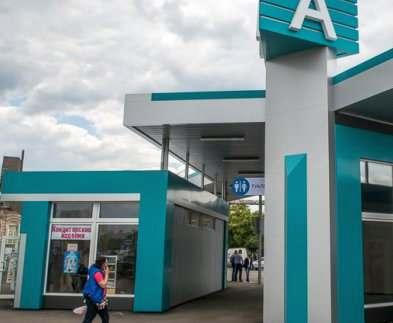 В Харькове открывается новый автобусный терминал